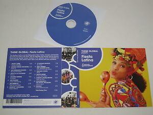 THINK-GLOBAL-FIESTA-LATINA-VARIOS-ARTISTAS-THINK109CD-CD-ALBUM