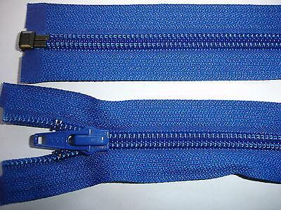 RV 303 - Reißverschluß blau, teilbar ykk 38 cm lang 1 Stück