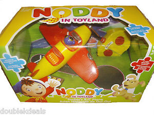 NEW-NODDY-IN-TOYLAND-RC-REMOTE-CONTROL-PLANE-WITH-FIGURE-2-WAY-DIRECTIONAL