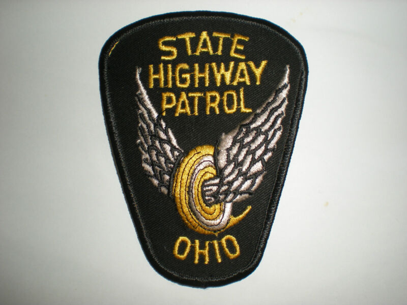 OHIO STATE HIGHWAY PATROL PATCH