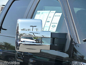FORD-F-150-TOWING-MIRROR-TRUCK-2009-2014-TFP-CHROME-ABS-MIRROR-COVER-FULL