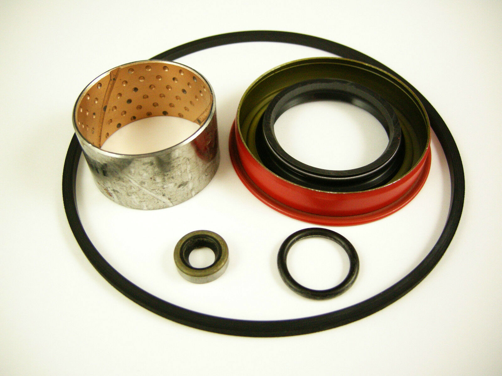 Th350 Rear Extension Tail Housing Leak Stop Seal Kit Turbo 350 Transmission