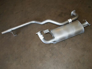 TOYOTA-LANDCRUISER-100-SERIES-21-2-INCH-MANDREL-BENT-EXHAUST-SYSTEM-NEW