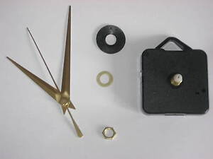 Quartz-clock-movement-mechanism-Quiet-sweep-technology