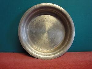 Louis-Bernard-Pewter-Art-plate-Mason-Masonic-Quebec-les-etains-d-039-art
