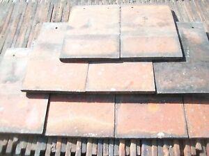ROOF TILES RECLAIMED ROSEMARY CLAY TILES 30p Inc Vat EBay
