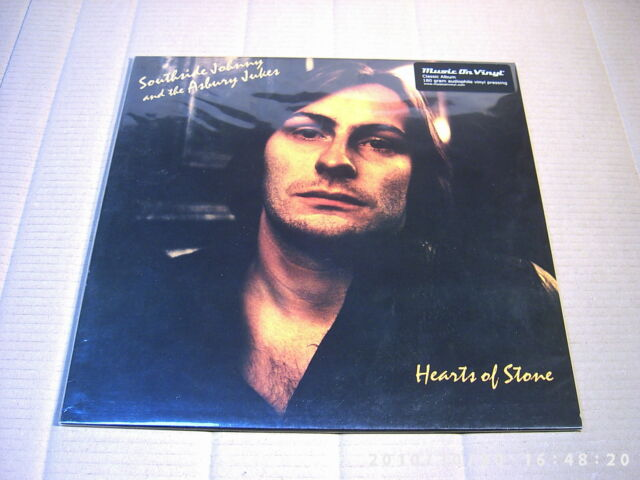 SOUTHSIDE JOHNNY AND THE ASHBURY JUKES - HEARTS OF STONE - LP - NEU / OVP