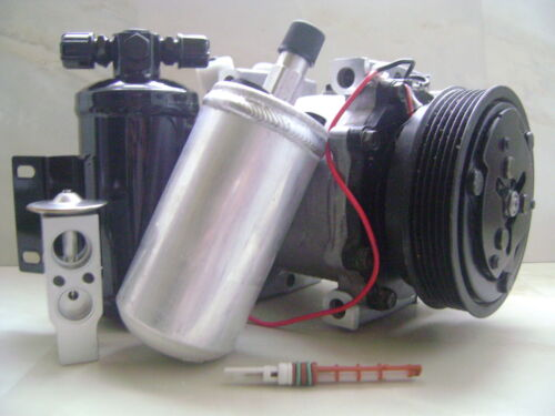 NEW-AC-KIT-COMPRESSOR-ACCUMULATOR-DRIER-E-VALVE-O-TUBE-SUBMIT-VEHICLE-SPEC-26010