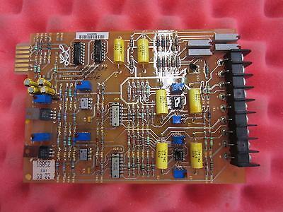 Ird Mechanalysis 25891 Circuit Board 100 Ohm Plat 0-300 Deg F - Used