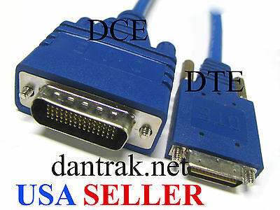 5ft Cisco Wic-1t Wic-2t Cable Db60/dce To Smart Serial Dte