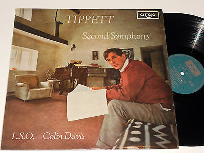 TIPPETT Symphony No . 2 NM Colin Davis London John Alldis Barry Tuckwell Horn