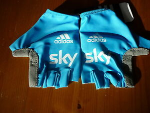 SKY-CYCLING-TEAM-RACE-GLOVES-SIZE-X-LARGE-BRAND-NEW-WITH-TAGS