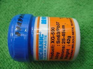 4pcs-42g-MCN-300-Soldering-Solder-Paste-63-37-25-45um-B217