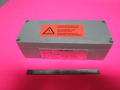 Vibro-meter Charge Amplifier Ipc 629 For Accelerometer Sensor Etc