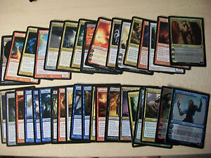 LOT OF 9 MYTHIC RARE MTG MAGIC CARDS  NM LEGENDARY MYTHIC AND FOIL PLANESWALKER