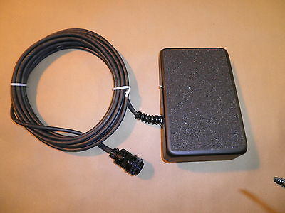 Foot Pedal For Miller Welders 043554 194744 Rfcs-14 - Dynasty Maxstar Syncrowave