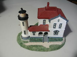 Danbury-Mint-1992-Historic-American-Lighthouses-Admiralty-Head-Lighthouse