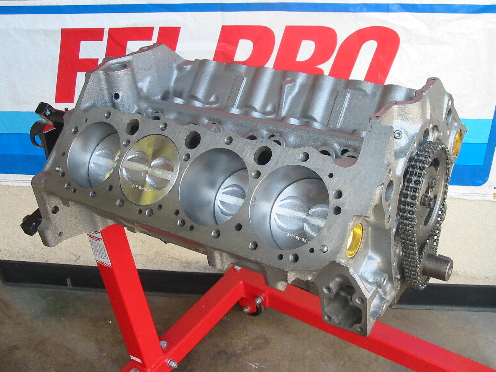 Chevrolet 350 325 Hp High Perf Turn Key Crate Engine