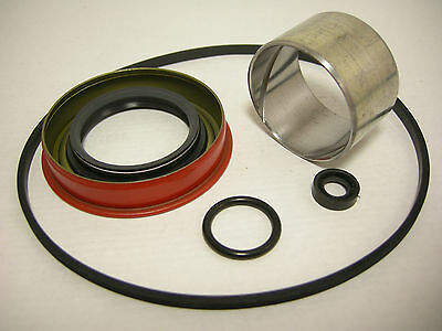 Aluminum Powerglide Extension Tail Rear Housing Leak Stop Seal Kit Transmission
