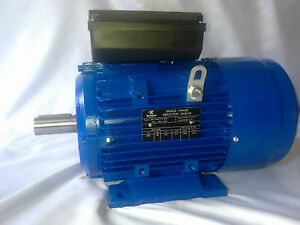 Electric-motor-single-phase-240v-2-2kw-3hp-1400rpm