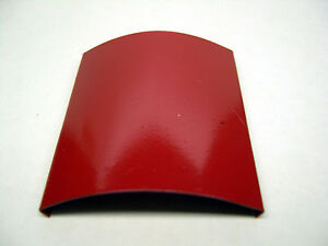 Reproduction Red Roof for American Flyer Crane Cars & Bridges