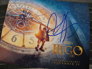 CHLOE-MORETZ-SIGNED-AUTOGRAPH-8x10-HUGO-POSTER-KICK-ASS-COA-AUTO-IN-PERSON
