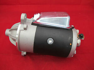 FORD-V8-AUTO-CLAPPER-STARTER-MOTOR-CLEVELAND-WINDSOR-302-351-XW-XY-GT-GS-393