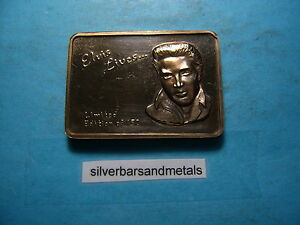 ELVIS-PRESLEY-LIVES-BRONZE-BAR-VERY-RARE-FROM-GREATHOUSE-MINT-ONLY-100-MADE