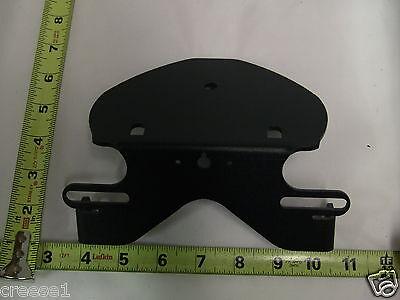 Buell 1125 R 1125 CR TAIL TIDY BLACK FENDER ELIMINATOR 2008 2009