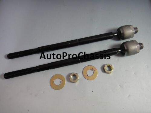 2 INNER TIE ROD END FOR CHRYSLER 300C 05-10 RWD 2WD ONLY