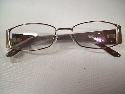 Chelsea Morgan Frames Cm 0006 5317 Brown