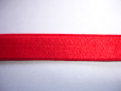 elastisches Band 0,28€/m rot 10 Meter M52