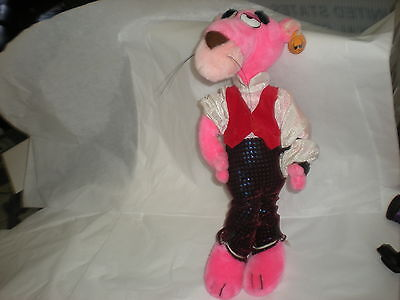 Pink Panther 1980 Mighty Star Clothes Tags Special Effects 15