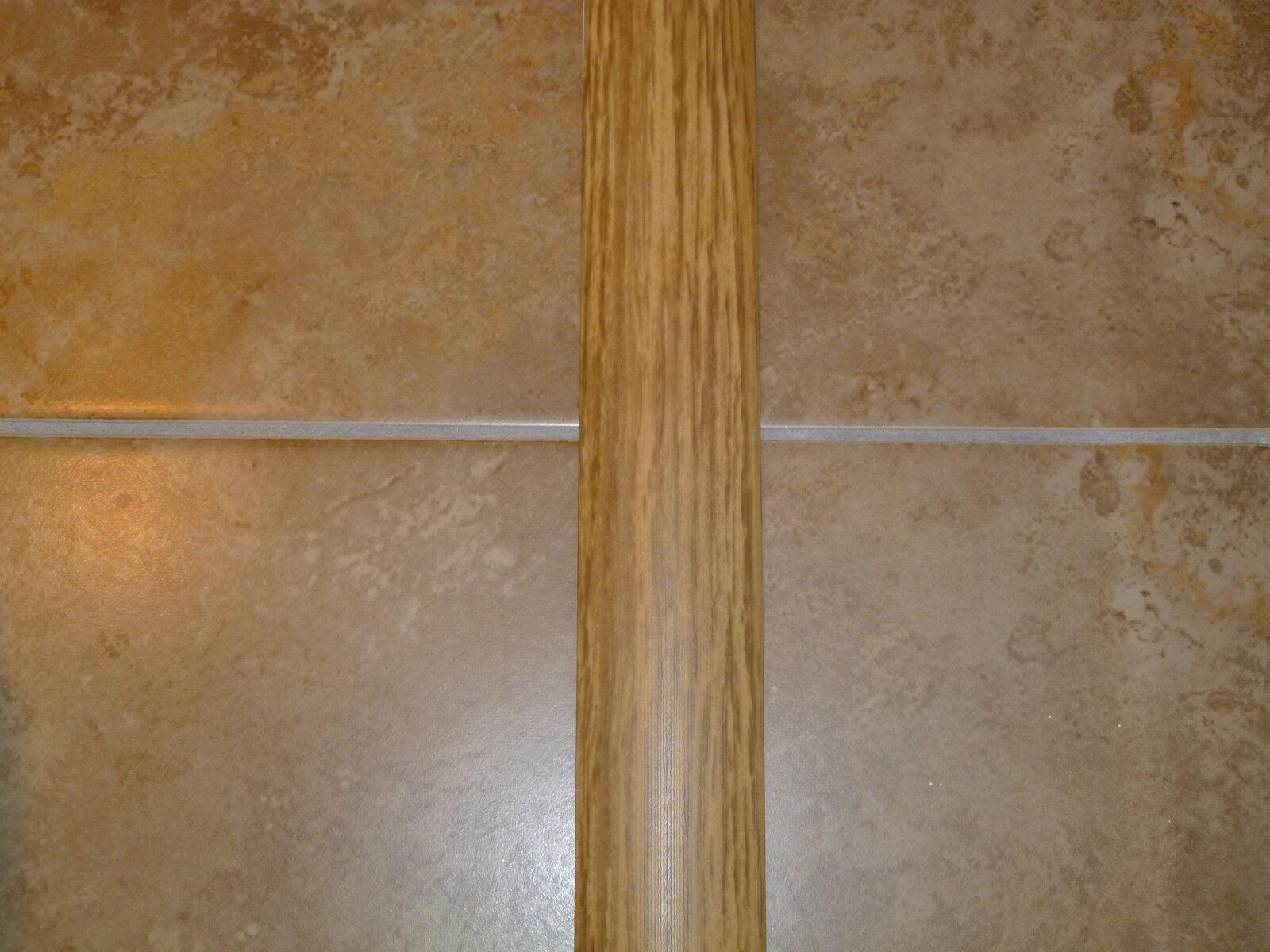 Upvc Self Adhesive Wood Effect Door Floor Bar Trim