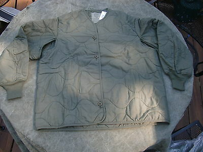 New w/ tag Aramid Aircrew Cold Weather Flyer's Jacket Liner USAFARMY Medium Reg