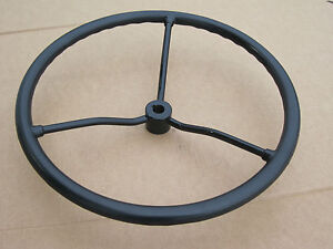 NEW STEERING WHEEL FITS IH INTERNATIONAL FARMALL SUPER C, H, M SUPER 9