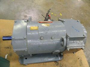 Rebuilt Ge 5cd153ua018p800 15hp 15 Hp Kinamatic Dc Motor