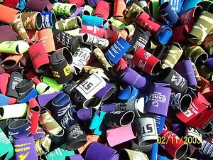 500 Can Koozies Resale Wholesale Flea Market Lot Koozie Beer Can Koozie