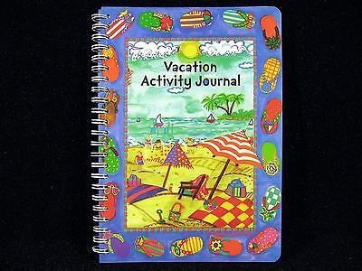 Kids Summer Beach Vacation Activity Journal Games Driving Car Ride Road Trip