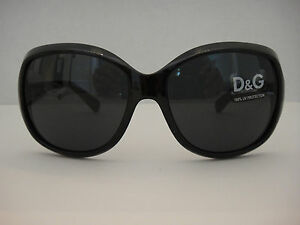 DOLCE-GABBANA-D-G-SUNGLASSES-DD8075-501-87-BLACK-FRAME-W-GRAY-LENS-8075-NEW