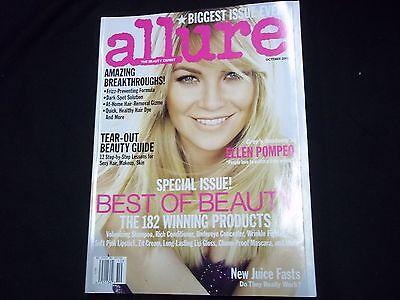 2008 October Allure Magazine   Ellen Pompeo   Fashion Super Models   A 1421
