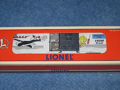 1996 Lionel 6-19286 Sylvester & Tweety Box Car L1435