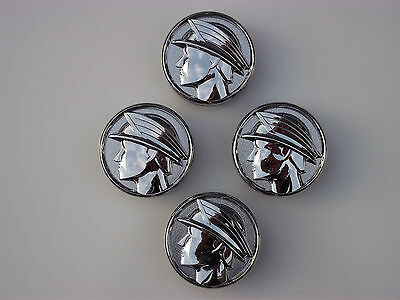 2003 2004 Mercury Marauder Center Caps 4 Piece Set