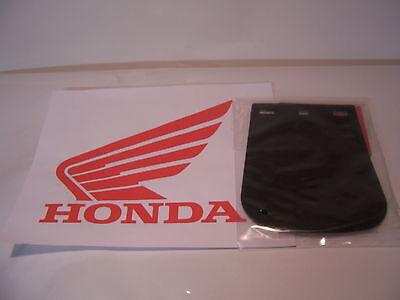 Honda Shadow Vt 600 C Vlx Dlx Front Fender Flap W/ Mount Bracket