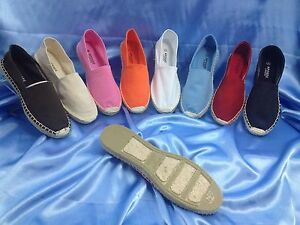 ESPADRILLES-UNISEX-MEN-AND-LADIES-SIZES-AVAIL-36-41-8-COLOUR-CHOICES