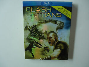 Clash-of-the-Titans-Blu-ray-DVD-2010-2-Disc-Set-NEW-w-slipcover