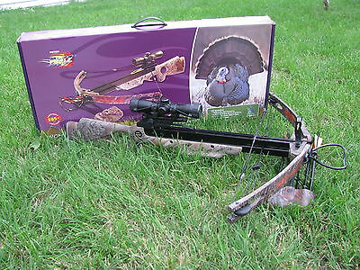 Inferno Blitz Ii Compound Crossbow Package 126
