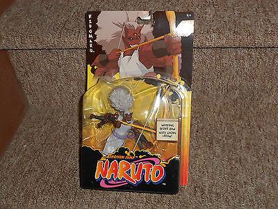 Shonen Jump Naruto Kidomaru Action Figure (w/ Spider Bow)
