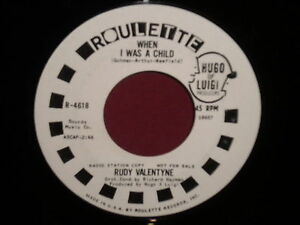 Rudy-Valentyne-When-I-Was-a-Child-When-I-Fall-in-Loce-45-WHITE-LABEL-PROMO