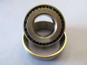 NORTON DOMINATOR FEATHERBED ROADHOLDER TAPER ROLLER STEERING HEAD BEARING 30205